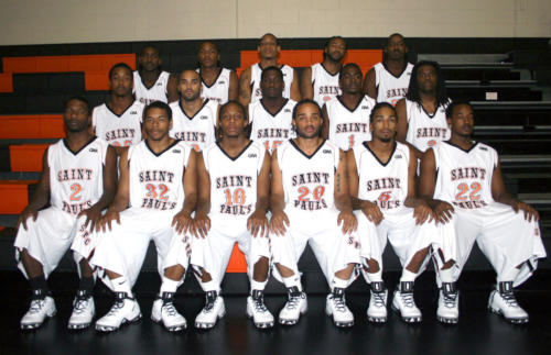 2008-2009 Tigers Men's Basketball