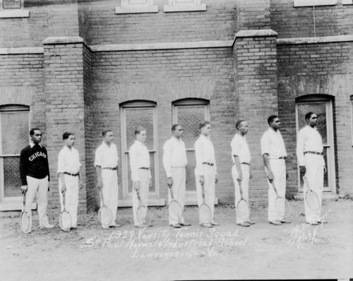 Saint-Paul's-1928-Varsity-Tennis